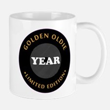 Personalized Birthday Limited Edition Mug