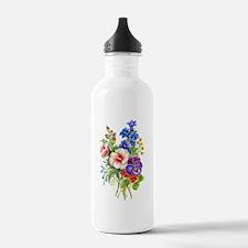 Summer Bouquet Water Bottle