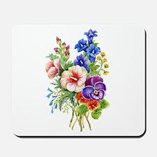Summer Bouquet Mousepad