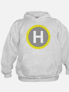 Helipad Sign Hoody