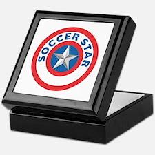 Future Soccer Star Keepsake Box
