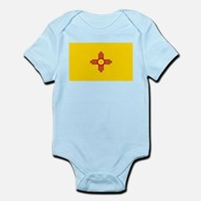Flag of New Mexico Body Suit