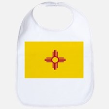 New Mexico Flag Yellow Bib