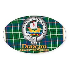 Cute Duncan Decal