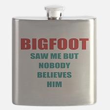 bigfoot eyeful Flask