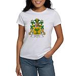 Jardin Family Crest Women's T-Shirt