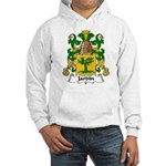Jardin Family Crest Hooded Sweatshirt
