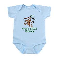 Vovo's Little Monkey Body Suit
