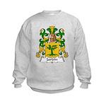 Jardin Family Crest Kids Sweatshirt
