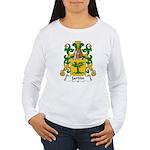 Jardin Family Crest Women's Long Sleeve T-Shirt