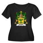 Jardin Family Crest Women's Plus Size Scoop Neck D