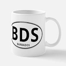 BDS - Barbados Mugs