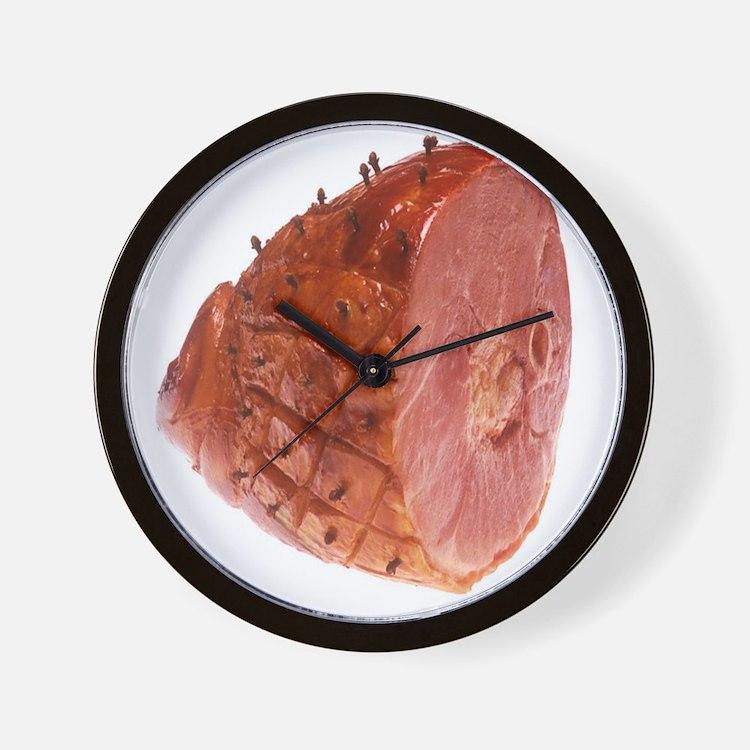 Ham Wall Clock
