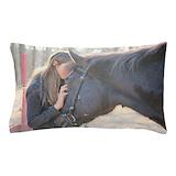Horse Pillow Cases