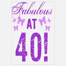 Fabulous 40th Birthday