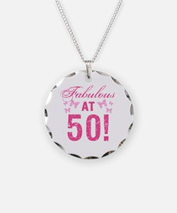 Fabulous 50th Birthday Necklace