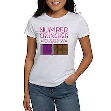 Number Cruncher Tee