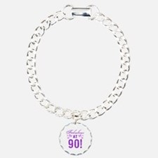 Fabulous 90th Birthday Bracelet