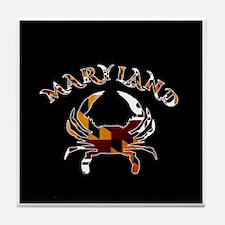 Maryland Crab Tile Coaster