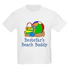 Bestefar's Beach Buddy T-Shirt