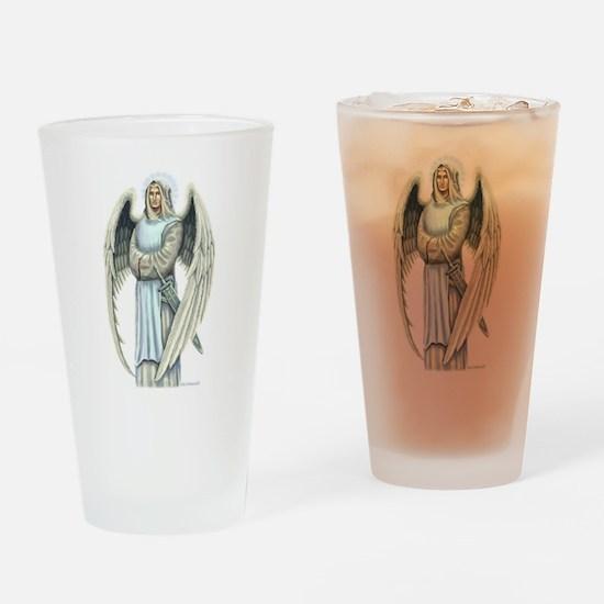 Saint Archangel Raphael Drinking Glass