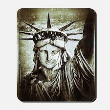 LibertyLady Mousepad