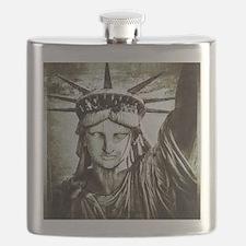 LibertyLady Flask