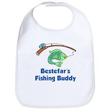 Bestefars Fishing Buddy Bib