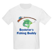 Bestefars Fishing Buddy T-Shirt