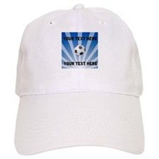 Personalized Soccer Cap