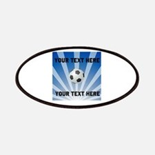 Personalized Soccer Patch