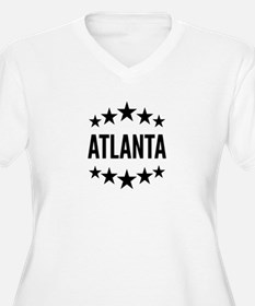 Atlanta Plus Size T-Shirt