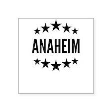 Anaheim Sticker
