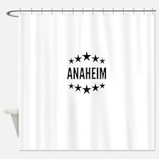 Anaheim Shower Curtain