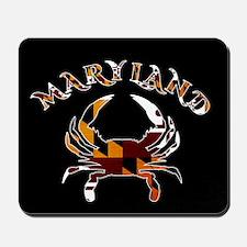 Maryland Crab Mousepad