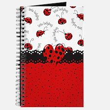 Ladybugs Dotty World Journal