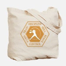 PITCHER HEX (both sides) Tote Bag