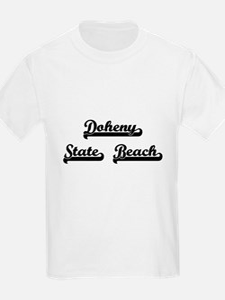 Doheny State Beach Classic Retro Design T-Shirt