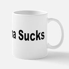 Lymphoma Sucks Mug