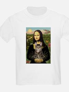 Mona's Tiger Cat T-Shirt