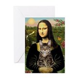 Cats and kittens Greeting Cards