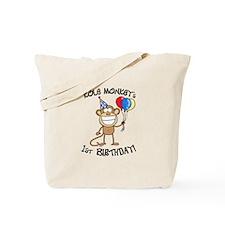 Kole's 1st bday Tote Bag