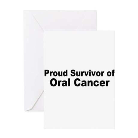 Proud Survivor Greeting Card
