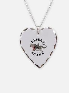 Desert Shark Plain Necklace
