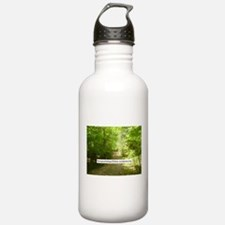 ParapsychologyOnline Website Water Bottle