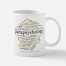 Parapsychology Wordle Mug