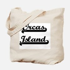 Cute I love orcas Tote Bag