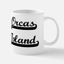 Cute I love orcas Mug