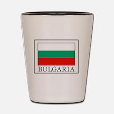 Bulgaria Shot Glass