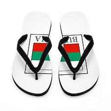 Bulgaria Flip Flops